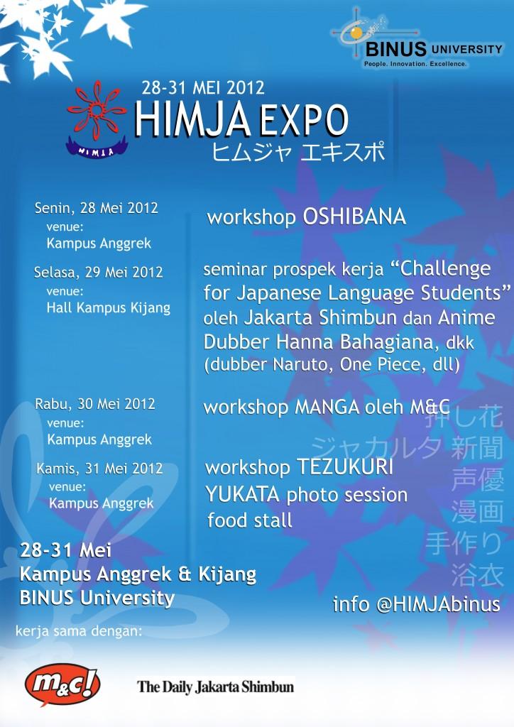 HIMJA Binus' Profile