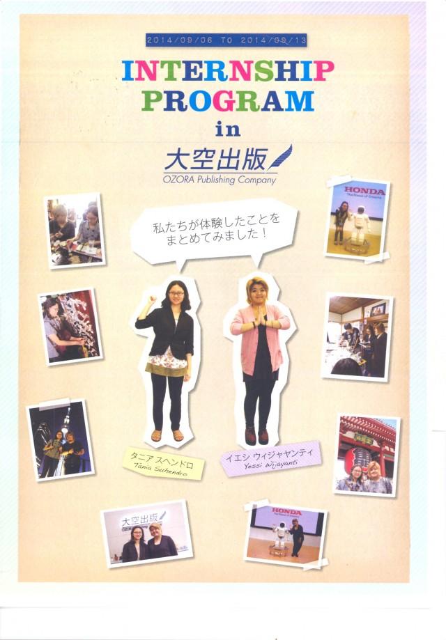 Internship program 1