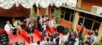 Kunjungan 手作りクラブ ke SMA St. Yoseph Cakung