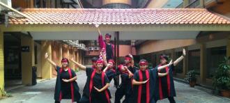 Manzai ala Indonesia (Event by HIMJA Binus University)