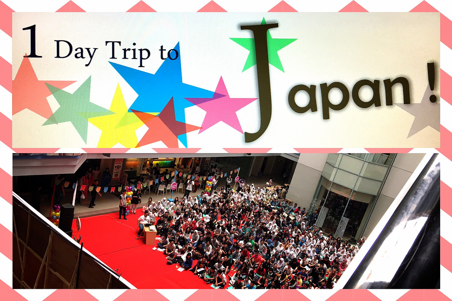 Globalicious 2016 - 1 Day Trip to Japan