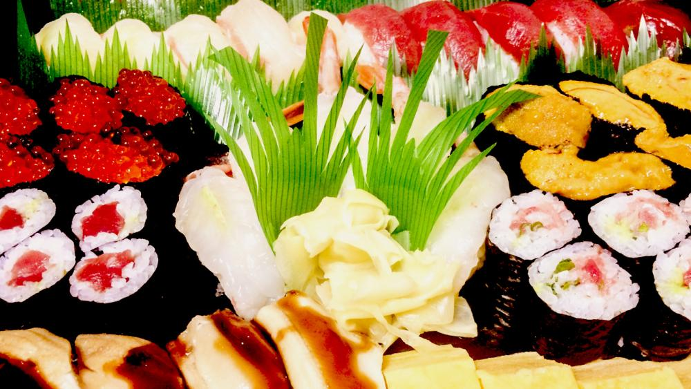 Cara Makan Sushi yang Baik dan Benar