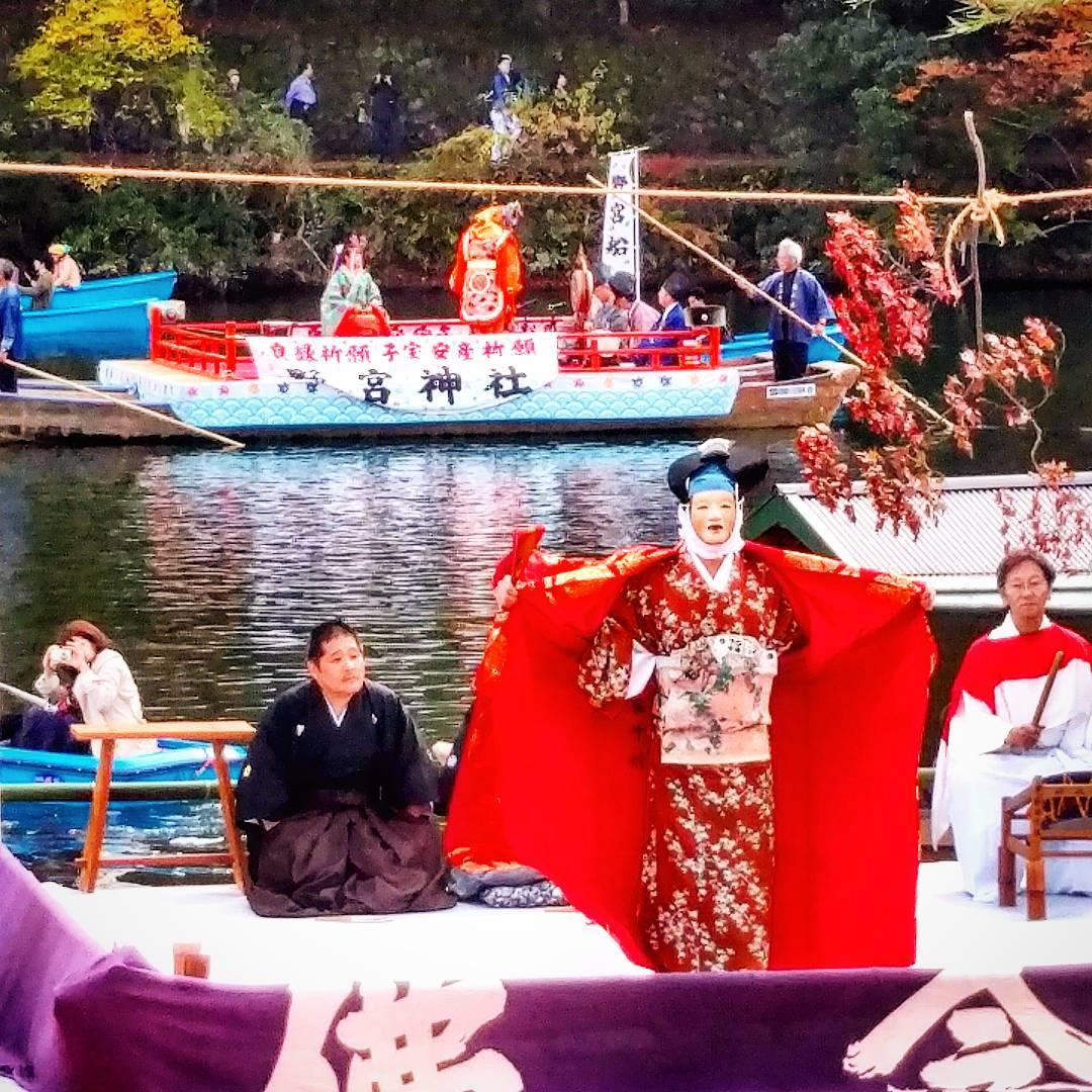 Festival Musim Gugur di Arashiyama, Arashiyama Momiji Festival!!