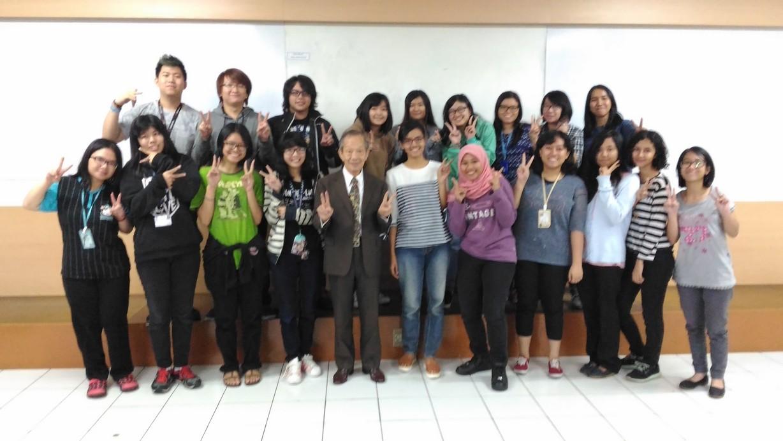 Foto-Foto Kegiatn Seminar Global Human Resource