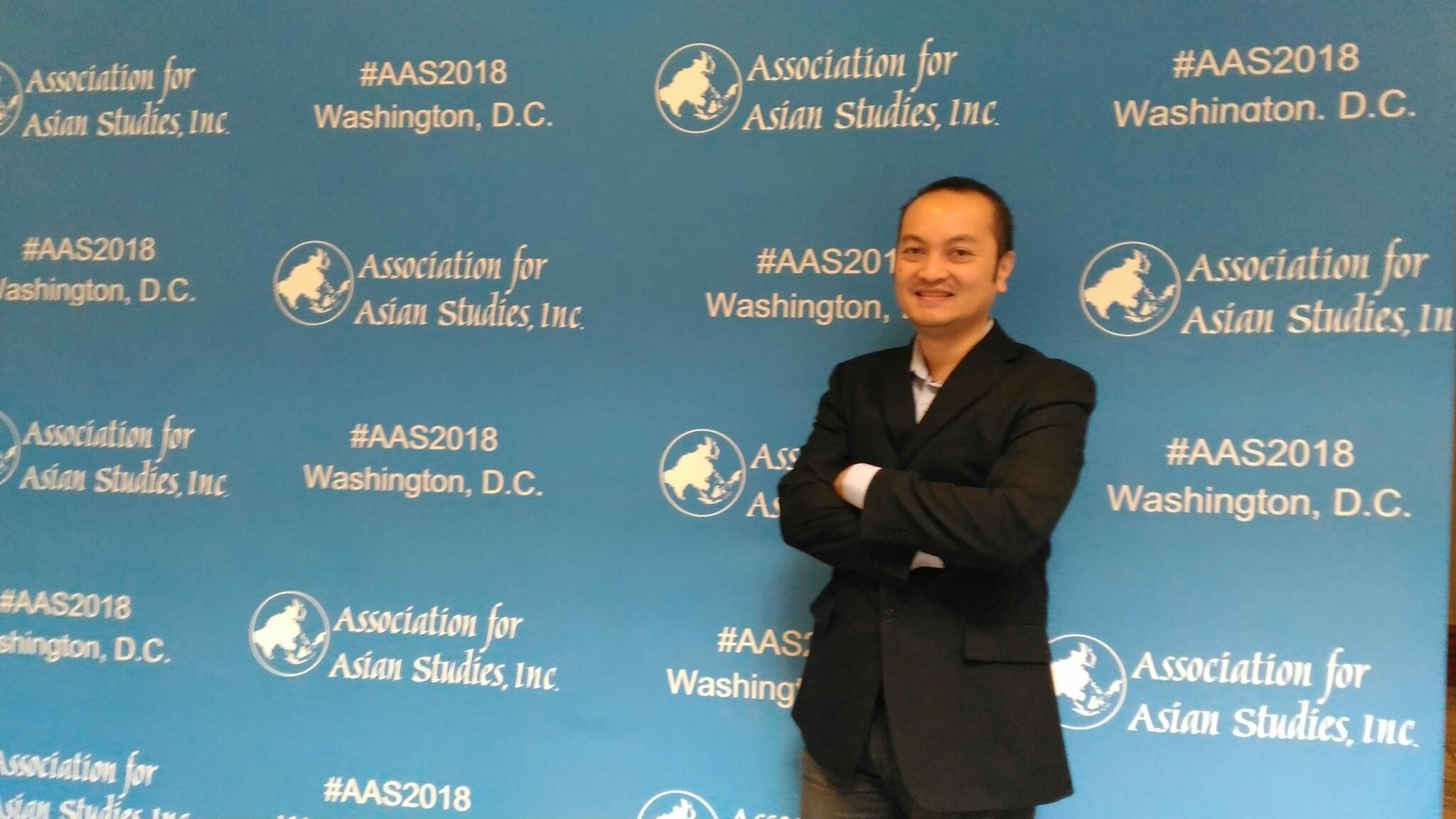 Association of Asian Studies Annual Conference 2018 @Washington DC