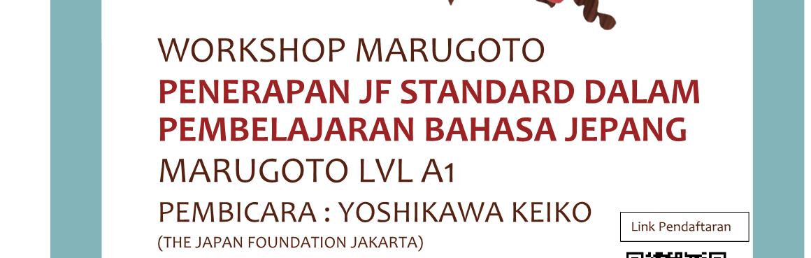 Workshop Pengajaran Bahasa Jepang