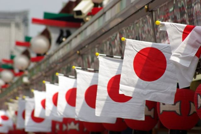 Japan's golden week – Japanese