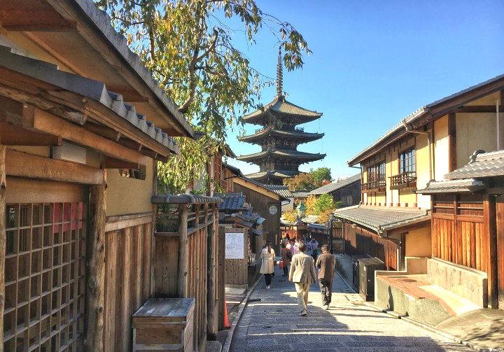 Denda Bagi Fotografer di Daerah Gion